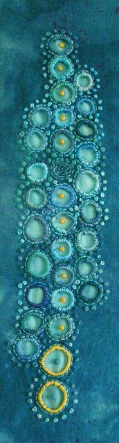 TAFA: The Textile and Fiber Art List: The Rainbow Girl