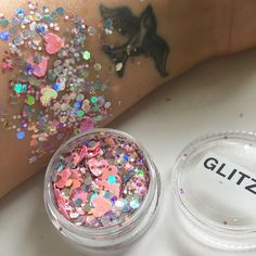 "172 Likes, 10 Comments - GlitzOut (@glitzout) on Instagram: ""Testing out our new mixed glitter XOXO  available on our #etsyshop now ✨ #glitzout #glitter…"""
