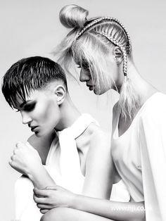 Jamie Stevens finalist British Hairdresser of the Year 2015 финалист британский парикмахер года 2015 BHA