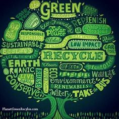 Focus on even one green habit for the week. Small acts add up to big changes.