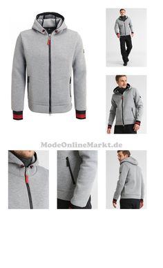 04051212796058 | #Bogner #Fire #+ #Ice #GAVIN #Sweatjacke #light #grey #für #Herren