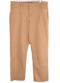 Gloria Vanderbilt Khaki Pants Size 18 | ClosetDash #fashion #style #pants