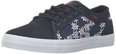 DVS Womens Aversa WosW Women's Skateboarding Shoesing Shoe NavyRedTea Leaf 8 M US >>> Want additional info? Click on the image.(This is an Amazon affiliate link and I receive a commission for the sales)