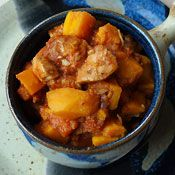 Chicken, Carrot and Sweet Potato Stew, Recipe from Cooking.com