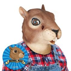 Buy New: $17.78 Our Costume Shop All your Costumes Needs, Fast Shipping: Adult Masks: Squirrel Mask