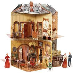 Pop-Up Dollhouse - The Met Store