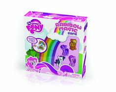 My Little Pony Rainbow Magic Game @ niftywarehouse.com #NiftyWarehouse #MyLittlePony #Cartoon #Ponies #MyLittlePonies