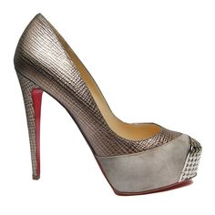Thank you Christian Louboutin for naming this FABULOUS shoe after me!  I really need a pair now..... :-)