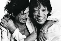 Keith Richards and Mick Jagger - Mario Testino. Private View. TASCHEN Books (Collector's Edition)
