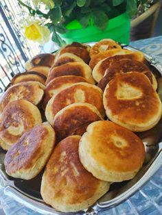 Food Network Recipes, Cooking Recipes, The Kitchen Food Network, Tasty Videos, Pretzel Bites, School Snacks, Greek Recipes, Finger Foods, Pancakes