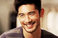 41 Photos That Prove Godfrey Gao Is Actually Godly