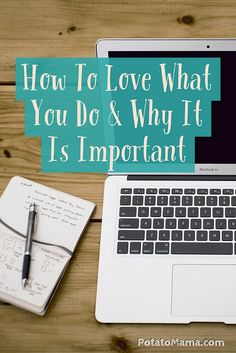 How To Love What You Do & Why It Is Important