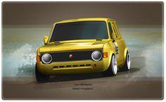 Fiat 128 abarth