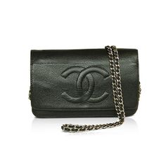 Chanel Timeless CC WoC Wallet On Chain