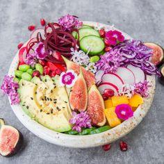Bowl of fruit heaven