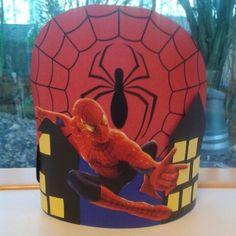 Spiderman verjaardagsmuts