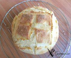 Gourmandise pão de mandioca com fermentação natural