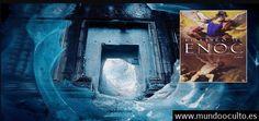 Según el Libro de Enoc los ángeles caidos están encarcelados en la Antártida