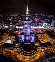 #Warsaw  by Grzegorz Ścigaj
