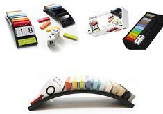 Plan D_ Soluciones creativas » Calendarios originales y creativos, como un juego de mesa