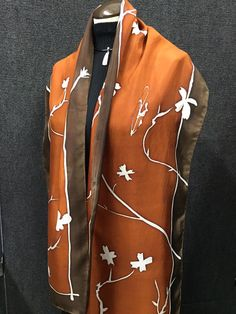 433fcb9c2 195 Best Silks by Tonya images in 2017 | Handmade scarves, Shawl pin ...