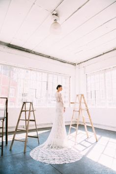 64 behind-the-scenes photos at Bridal Week to inspire your own wedding day photos: