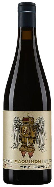 Découvrez ce produit : The Wine Gurus Maquinon   | Vin SAQ - 12748163