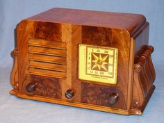 Stromberg Carlson 500s AM Radio ONE OF THE Best Collectibles   eBay