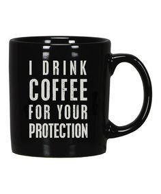 'I Drink Coffee' Mug