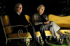Review: Sorrentinos Youth: A Euro Buddy Film from A. O. SCOTT at the New York Times. #movies