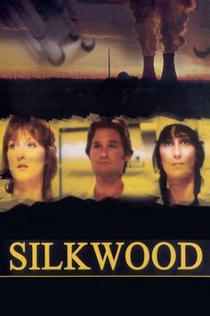 Silkwood poster directed by Mike Nichols