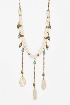 Vanessa Mooney The Romance Necklace   #UrbanOutfitters