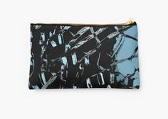 Ice cracks by cool-shirts  cool-shirts  20% off Tote Bags, Studio Pouches, & Drawstring Bags. Cool beans. Use COFFEE20 at checkout. #style #accessories #puch #artistic #design #trending