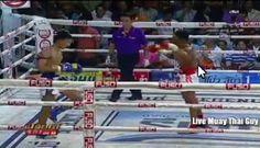 Video: Jongsanan Jabaogongseub vs Petrungrot Ror Kilakorat 25th January 2014