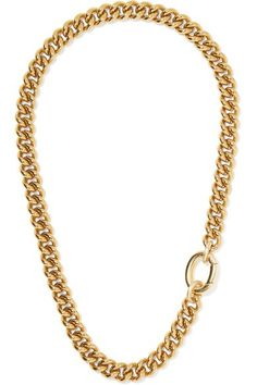 Presa gold-tone necklace