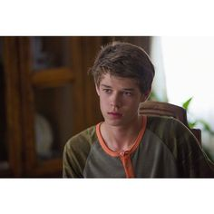 Colin Ford ❤ liked on Polyvore featuring boys, colin ford, faces, guys and people