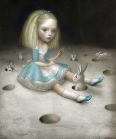 Nicoletta Ceccoli - Alice