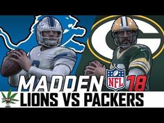 Monday Night Football Detroit Lions @ Green Bay Packers Viewer Requested Madden NFL 18 Gameplay  ||  Leave A Comment On The Video Let Me Know Whats Your Favorite Team/s(any sport) And/Or Any PS4 Or PC Games You Like? My PS4 Username is LC_Joey420-710- and st... https://www.youtube.com/watch?v=OfvN7Xm6u_I