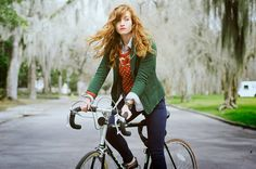 Esther fromthesticks: Life on Two Wheels