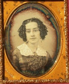 Here she is as she should be. This is right. A lovely girl and a worthy image.1850s