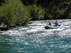 Truckee River Rafting from Tahoe City to River Ranch Restaurant, a distance of about 3 miles is extremely popular in Summer.