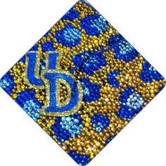 #graduation cap decoration ideas by www.tasseltoppers.com Graduation Diy, Graduation Cap Designs, Graduation Cap Decoration, Party Dishes, Grad Cap, Grad Parties, College Life, Cap Ideas, Pink Cheetah