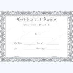 Certificates Of Recognition Templates Free Certificate Of Recognition  Template Customize Online, Sample Certificate Of Recognition Template 21  Documents In ...  Free Certificate Template