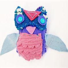 Springtime Owlets