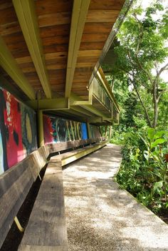Panama Rainforest Discovery Center / ENSITU