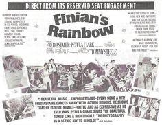 Finian's Rainbow herald I Fall In Love, Falling In Love, Finian's Rainbow, Fred Astaire, Musicals, Easter, Dance, Feelings, Film
