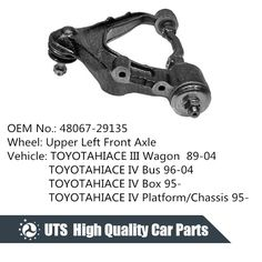 2x Ball Joint Front Axle Left//Right Lower for Volvo S80 I New