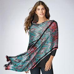 e410b7d2da2b9 Sale $6.99 This beautiful boho-print scarf measure a generous 52