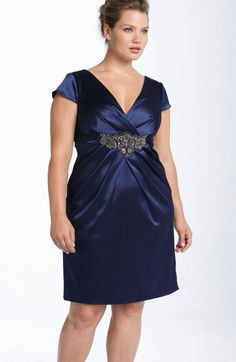 Vestidos de festas para gordinhas à la Kate Middleton