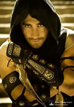 Jake in Prince of Persia - jake-gyllenhaal Photo, Have never seen this film. But now I want to ! Must rent it tonight ;)